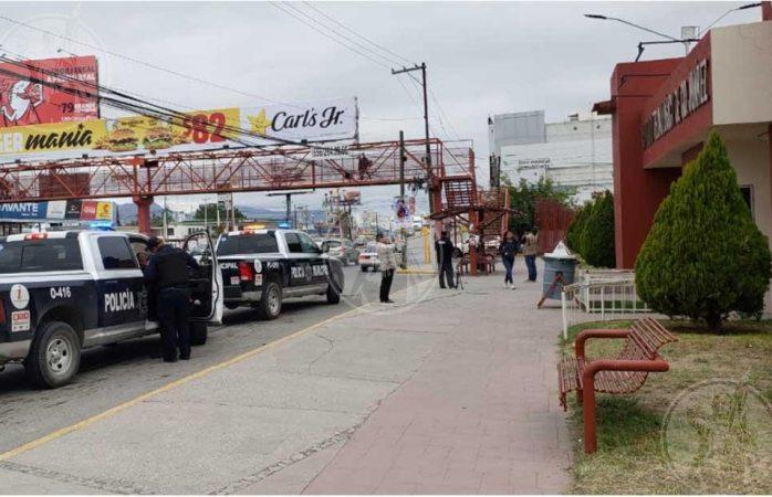 Versión: armados entran a tecnológico de Juárez e intentan levantar a dos