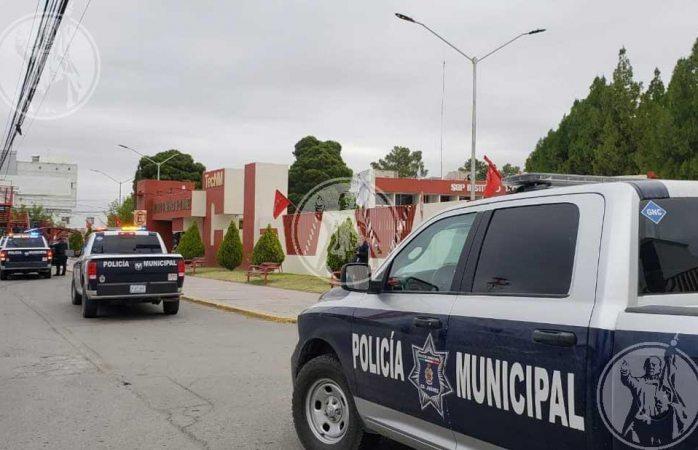 Exnovio armado ocasionó susto y movilización en Tec de Juárez