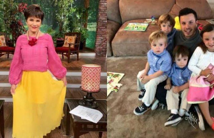 Pati chapoy revela turbia conducta de ex de inés gómez con sus hijos