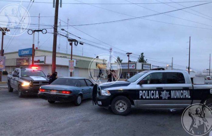 Blindan estaciones de policía en Juárez por posibles ataques