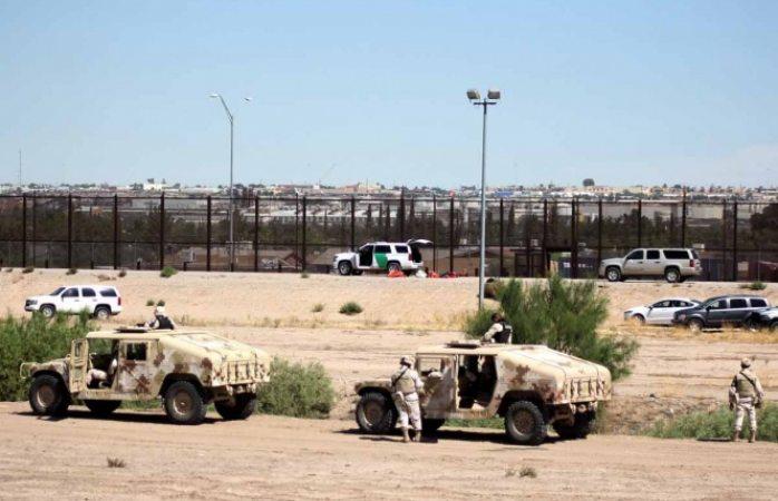 Detienen a guatemaltecos en la frontera de eua
