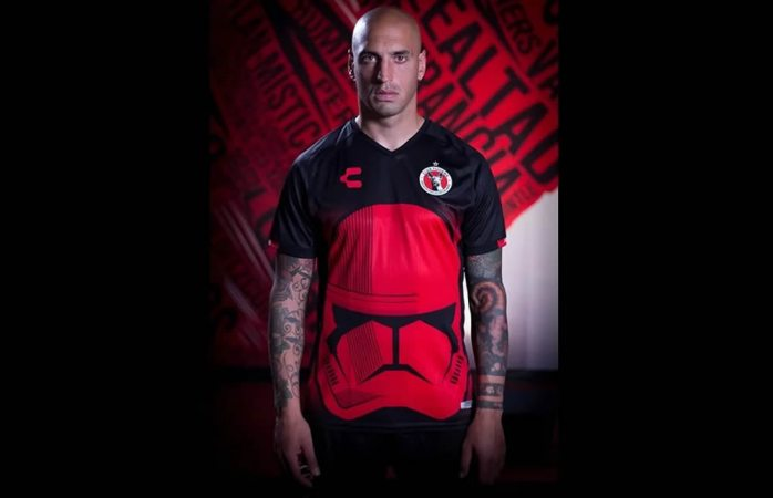 Star Wars llega a liga mx con espectacular jersey de Xolos