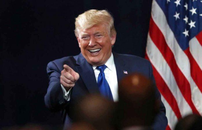 No está preocupado Trump por juicio político