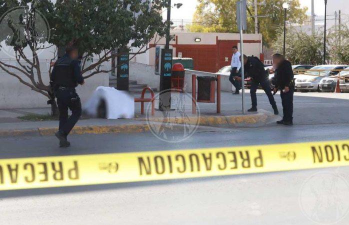 Lo ejecutan afuera del hospital de la mujer en Juárez
