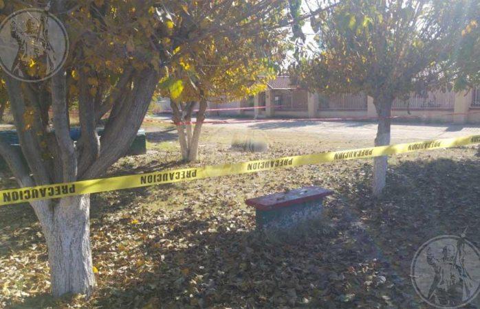Tiran encobijada en Valle de Juárez