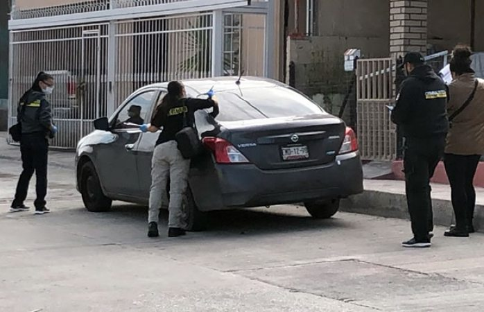 Localizan auto de sicarios que atacaron a ministeriales