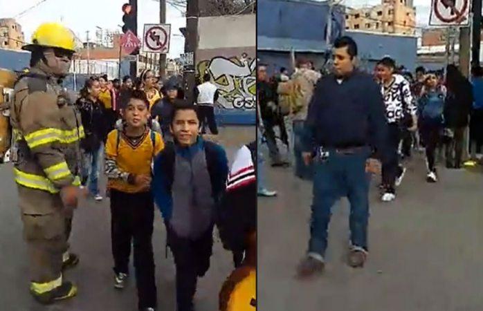 Evacuan secundaria de ciudad juárez por amenaza de bomba