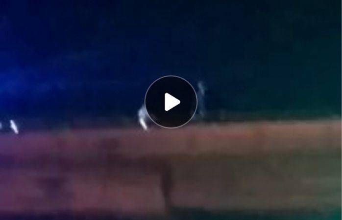 Evitan policías que se lance de puente en Delicias