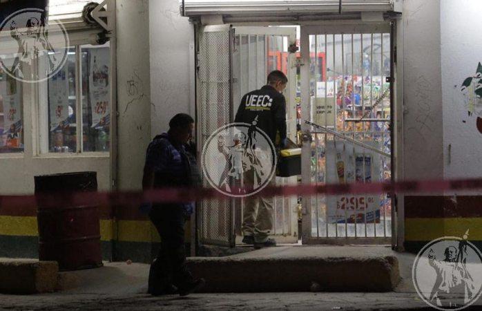 Lo ejecutan dentro de tienda de autoservicio en Juárez