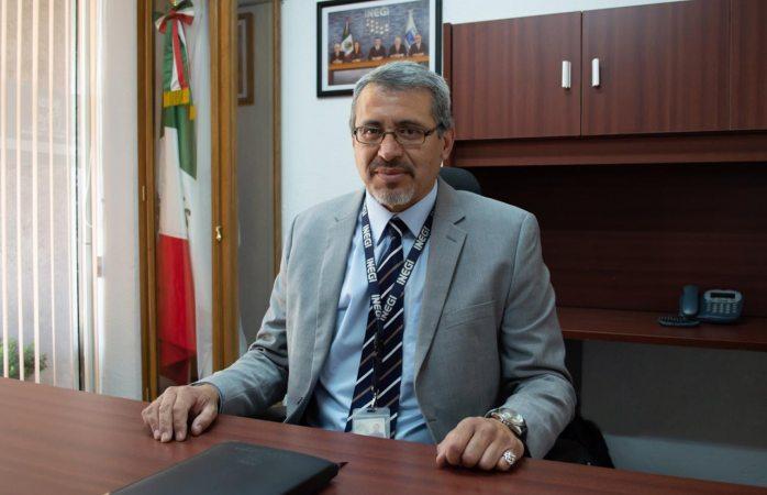 Carlos Uc nuevo coordinador de inegi en chihuahua