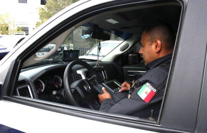 Usarán policías de Juárez aplicación de arrestos y tabletas electrónicas