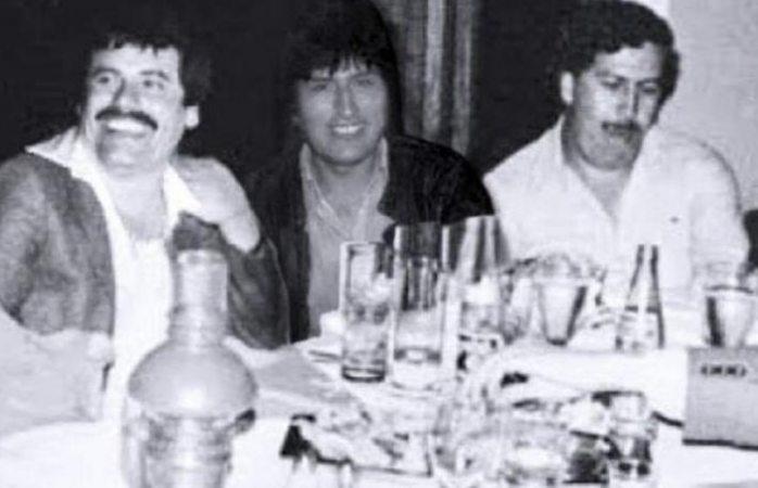 Se viraliza fake foto de Evo Morales con Pablo Escobar y El Chapo Guzmán