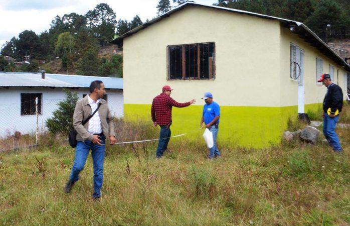 Arrancas obras de infraestructura educativa en Guadalupe y Calvo