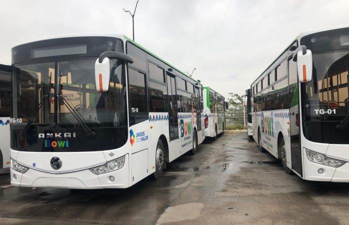 Circulan sólo 4 unidades de transporte Bowí