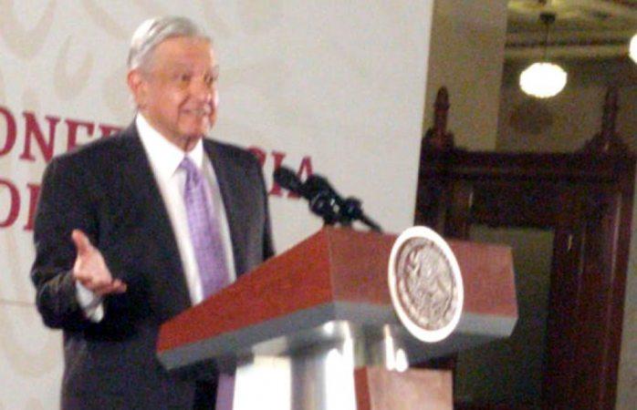 Garantiza López Obrador que el agua no se privatizará