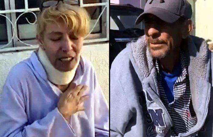 Desalojan a pareja enferma y con cáncer terminal en los naranjos