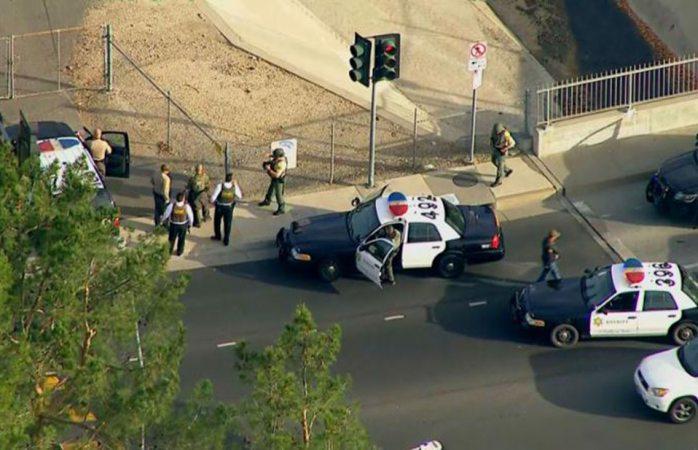Reportan seis heridos por tiroteo en escuela de California
