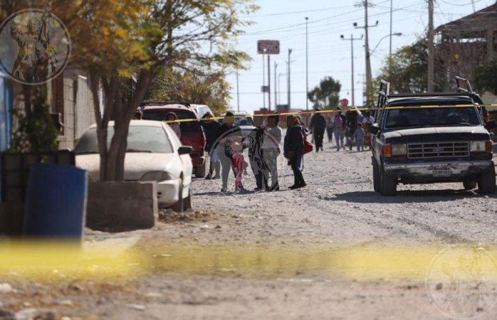 Masacran a tres en Juárez