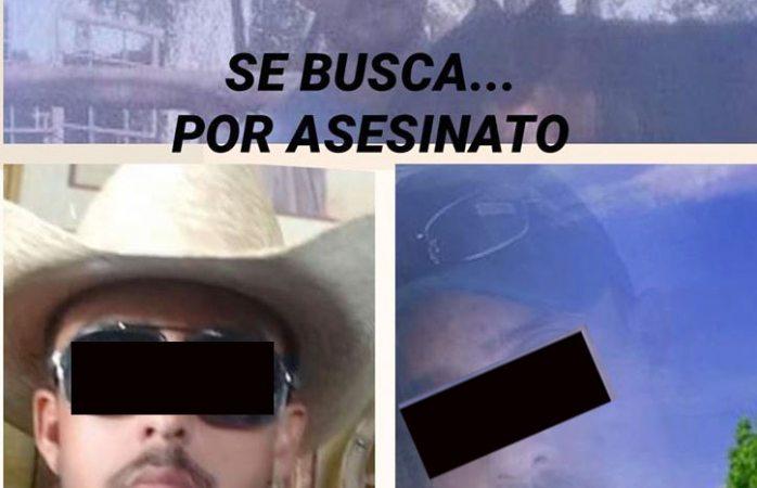 Buscan a presunto asesino mediante redes sociales