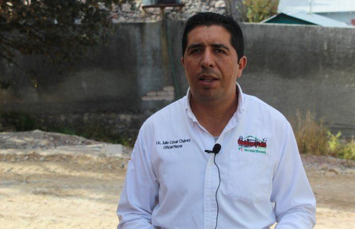 Canalizan recurso del fondo minero en obras en Guadalupe y Calvo