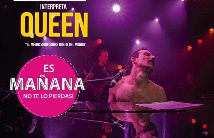 ¡Mañana el tributo a Queen en Chihuahua!