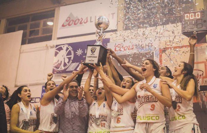 Pioneras de Delicias Campeonas