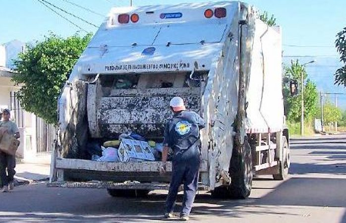 Mañana habrá recolección de basura