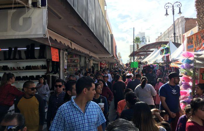 De 30 a 50 por ciento repunte de ventas en el centro: comerciantes