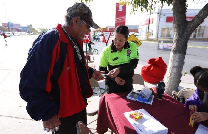 Participan familias juarenses en el segundo domingo del evento muévete juárez ciclovía