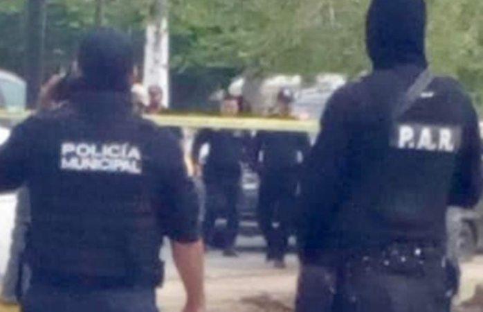 Asesinan a maestra en pleno desfile revolucionario
