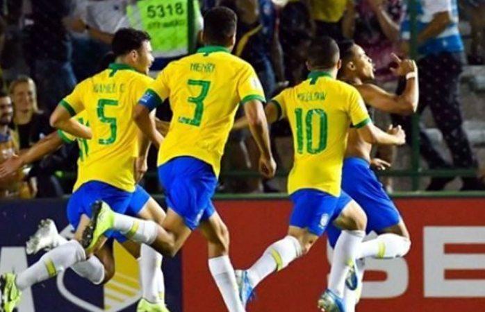 Brasil derrota a México 2 a 1 y es campeón del mundo sub 17
