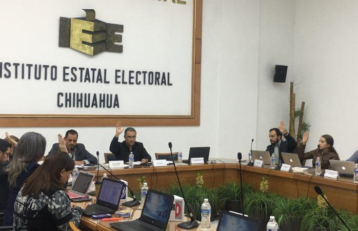 Aprueba IEE selección de 940 funcionarios para casillas del plebiscito