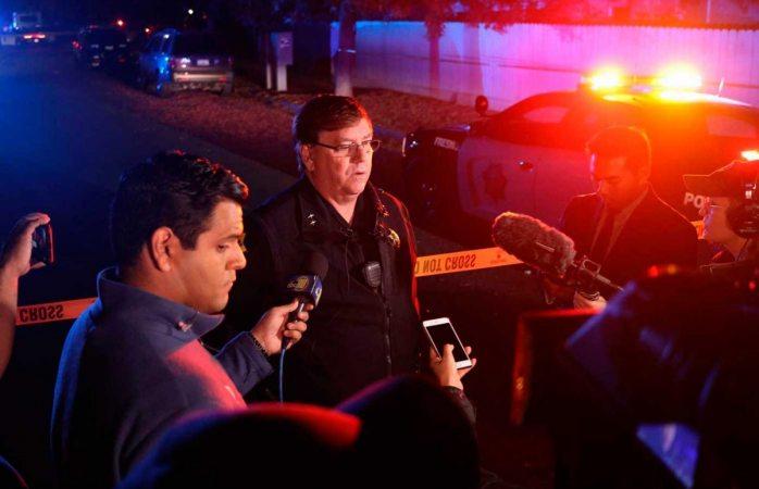 Tiroteo en reunión familiar deja 4 muertos en california