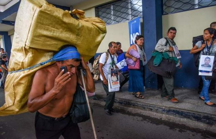 Detienen a más de 100 mil niños migrantes en eua