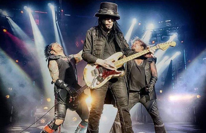 Mötley Crüe anuncia que regresará a dar conciertos