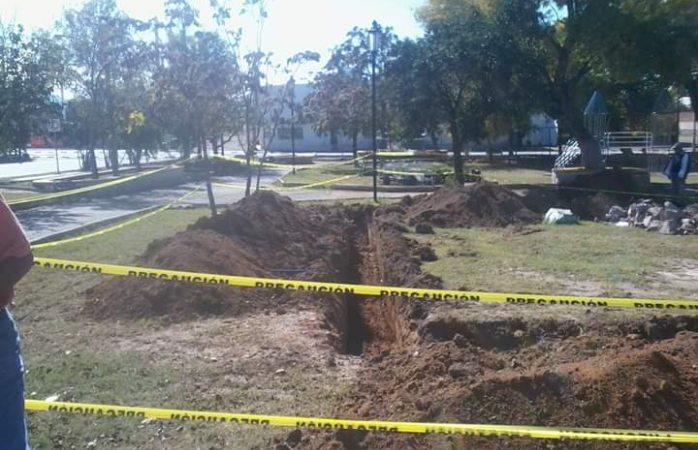 Vecinos de la santa rosa se oponen a construcción de local en parque