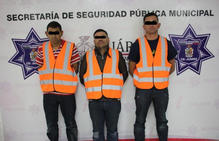 Los detienen con armas largas y marihuana en Juárez