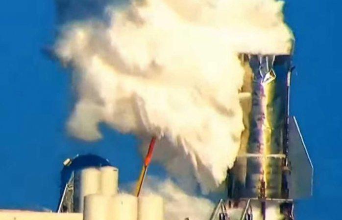 Fuerte explosión destruye prototipo de nave de space X