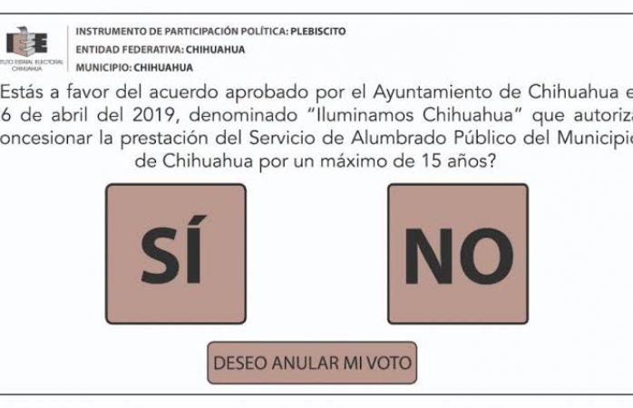 Ubica tu casilla para votar en plebiscito del domingo