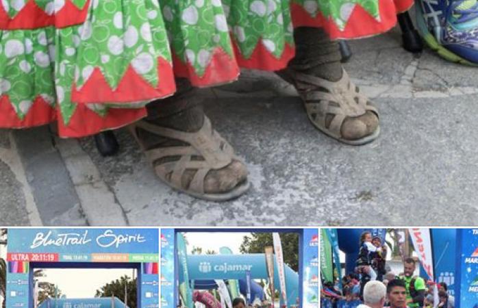 Estrenan en plataforma mini serie de lorena pies ligeros