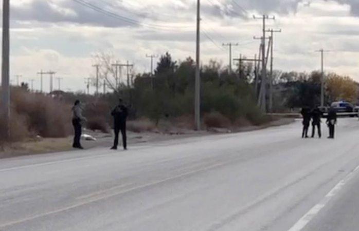 Hallan mujer desmembrada en Juárez