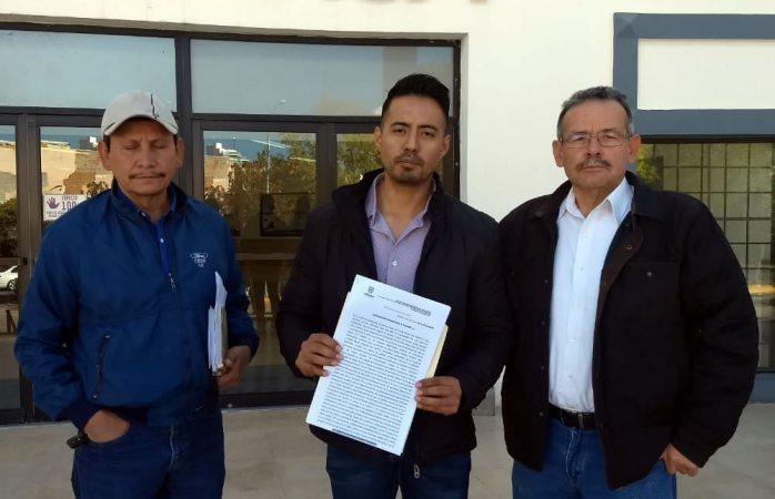 Denuncian al municipio ante la fiscalía por promocionar plebiscito