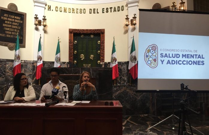Invitan a congreso estatal de salud mental