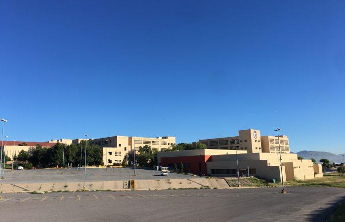 Desierto campus II de la uach