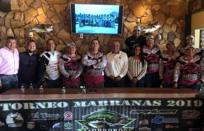 Marranas base club invita a su segundo torneo de pesca