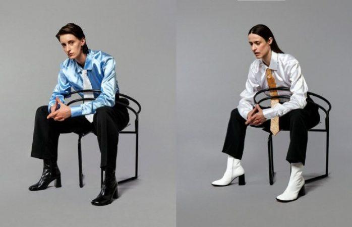 Diseñadores apuestan por tacones para hombre