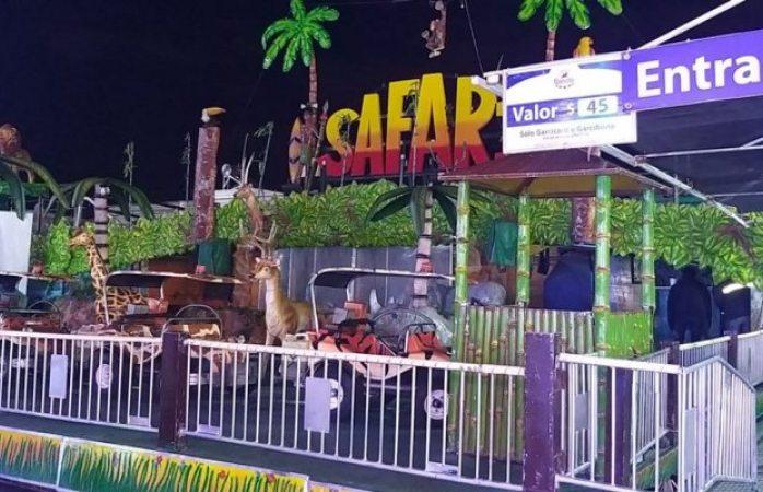 Muere niña de 4 años al electrocutarse en juego mecánico en Pachuca