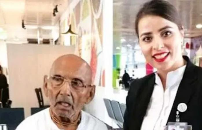 Hombre de 123 años dice que llegó a esa edad por no tener sexo