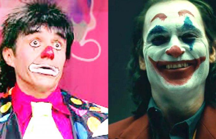 Se burlan de Adrián Uribe por compararse con el joker