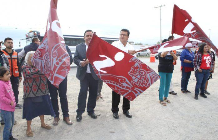 Arranca de alcalde de Juárez repavimentación en el bulevar óscar flores